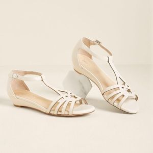 Ivory Sandals